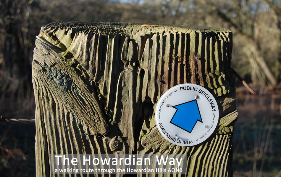 Howardian Way way mark image